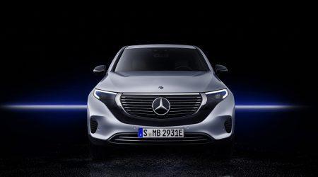 2020 Mercedes-Benz EQC Gallery