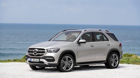 2020 Mercedes-Benz GLE Gallery