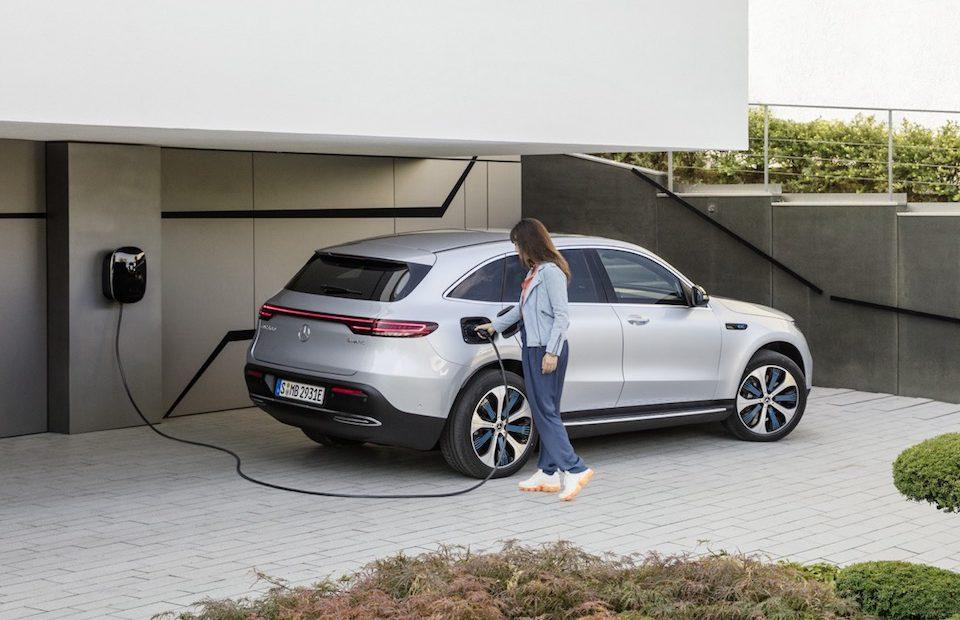 5 things to know about the 2020 Mercedes EQC electric SUV