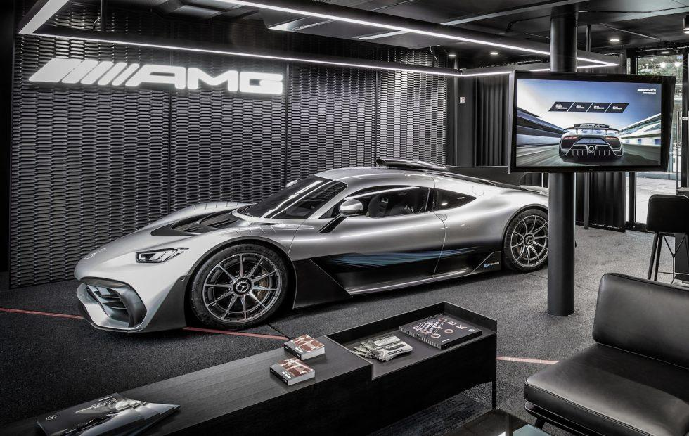 Mercedes-AMG ONE gives F1-inspired hypercar a fitting title