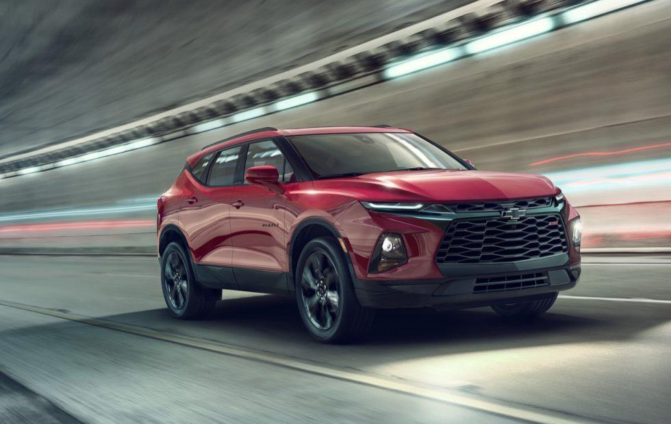 2019 Chevrolet Blazer priced from $30k for punchy crossover