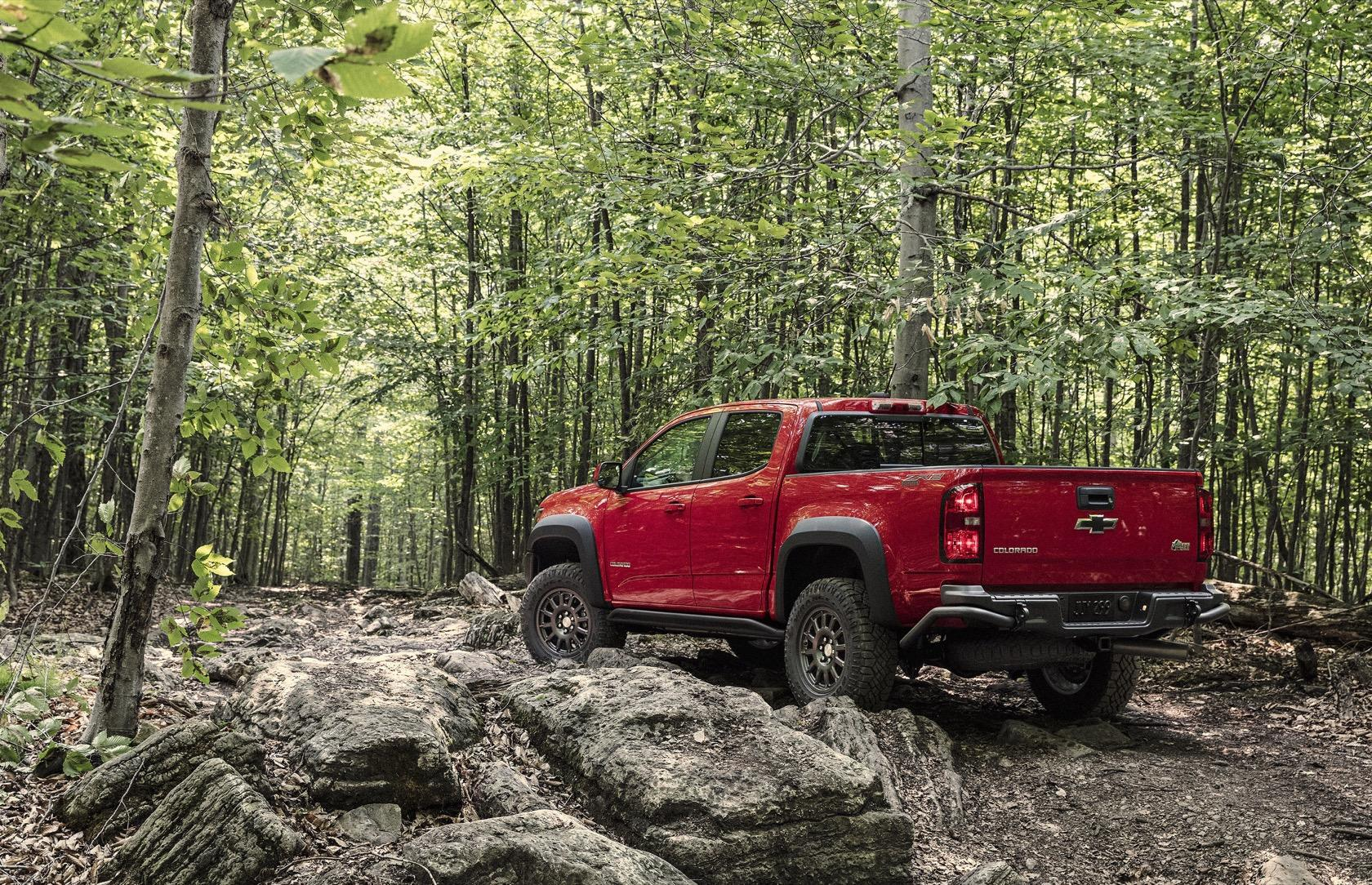 2019 Colorado ZR2 Bison aims to do for Chevy what Raptor did for