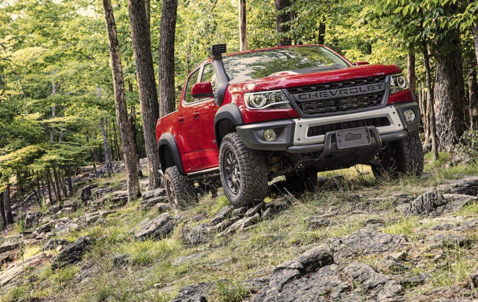 2019 Colorado ZR2 Bison aims to do for Chevy what Raptor did for Ford