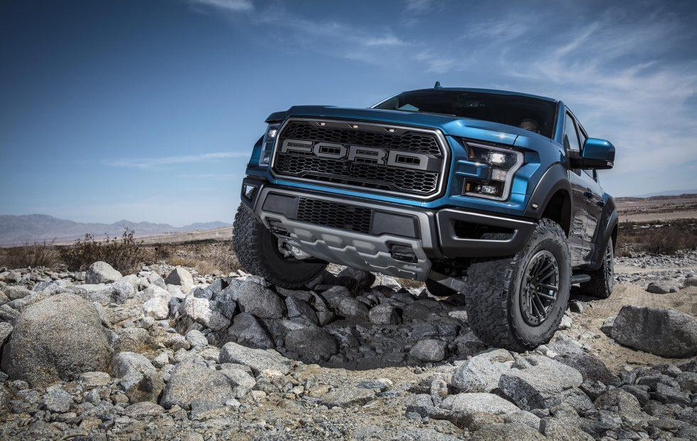 2019 Ford F-150 Raptor Trail Control promises smarter off-roading