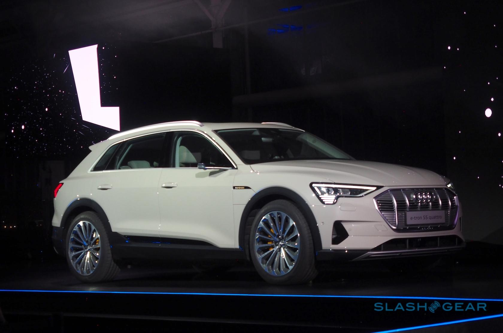 2019 Audi e-tron official: Luxury electric SUV gets priced