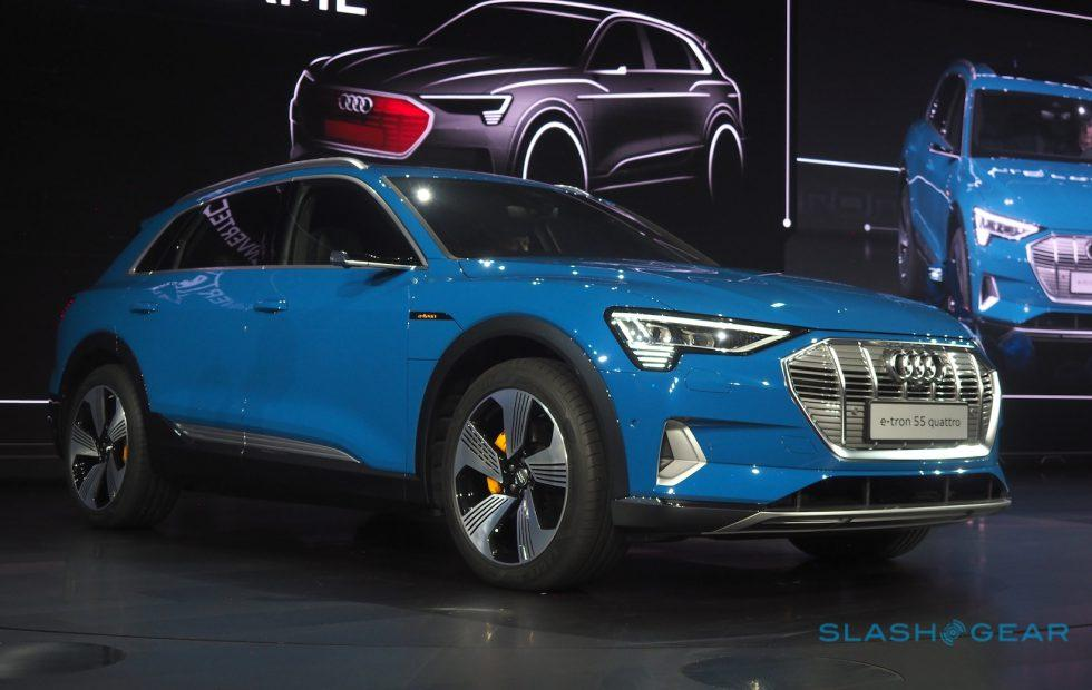 2019 Audi e-tron official: Luxury electric SUV gets priced for US release