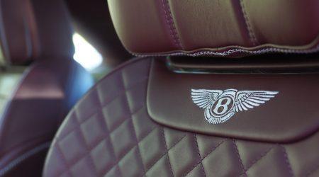 2019 Bentley Bentayga V8 Gallery