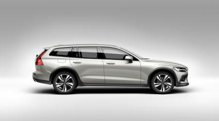 2020 Volvo V60 Cross Country Gallery