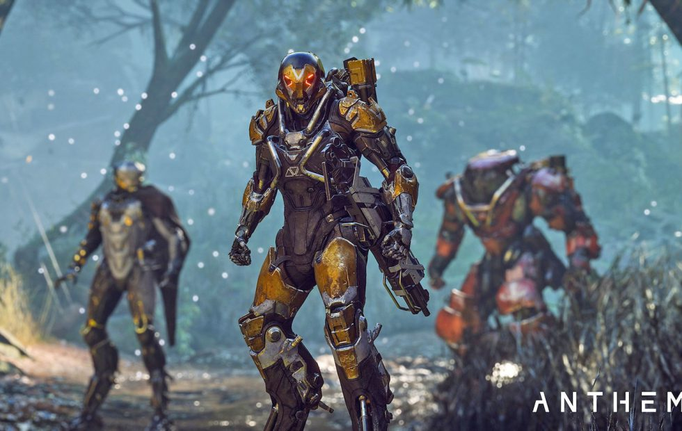 Anthem demo coming in February, BioWare confirms