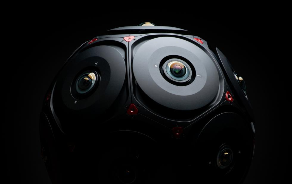 Facebook, RED reveal Manifold 360-degree camera