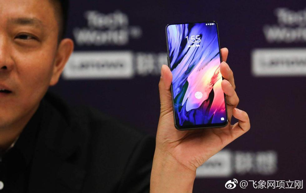Lenovo Z5 Pro will finally catch up with smartphone trends