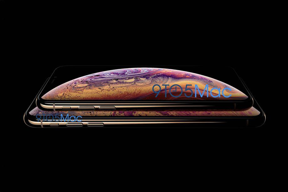 iPhone XS image leak teases larger size, new gold color