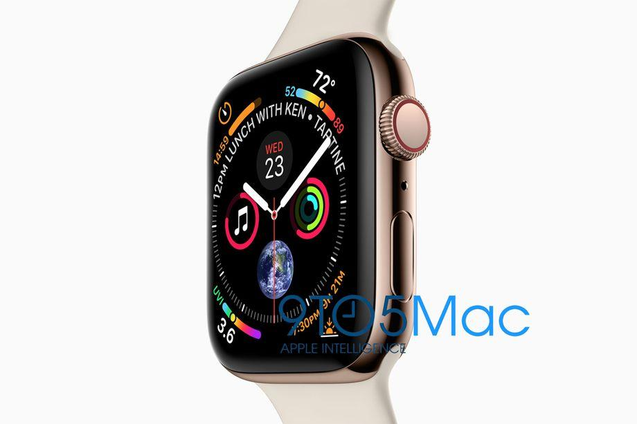 Apple Watch 4 will show more content with this resolution