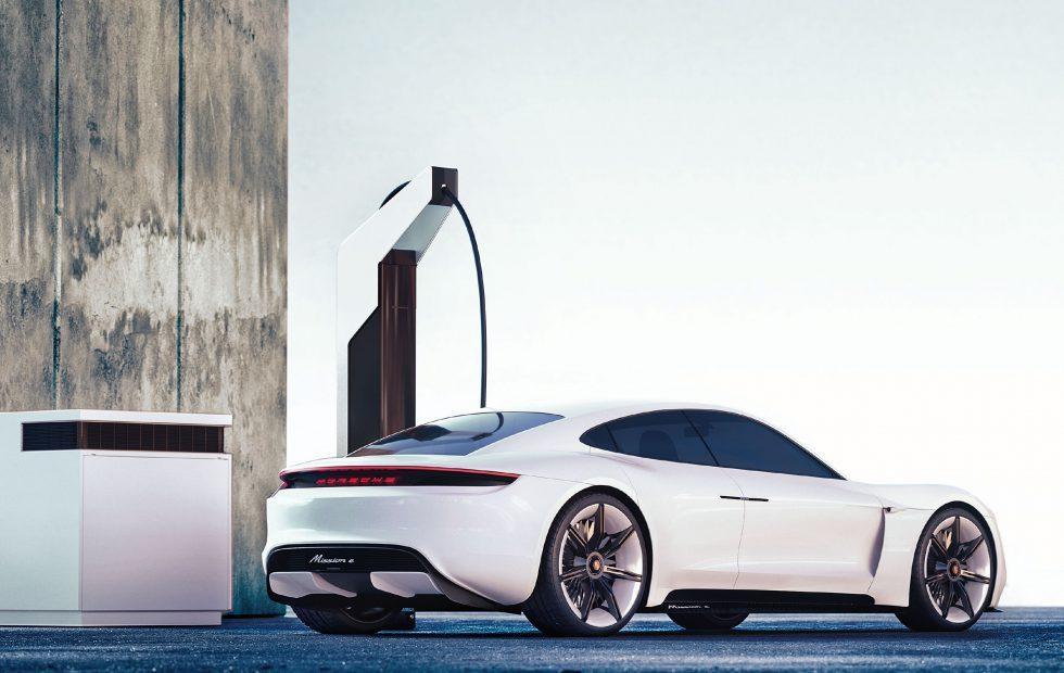 Porsche Electric Pit Stop sees faster, smarter EV charging