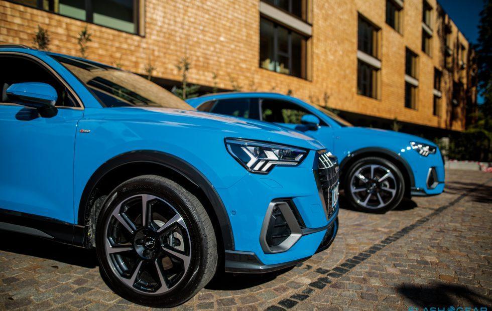 2019 Audi Q3 Gallery