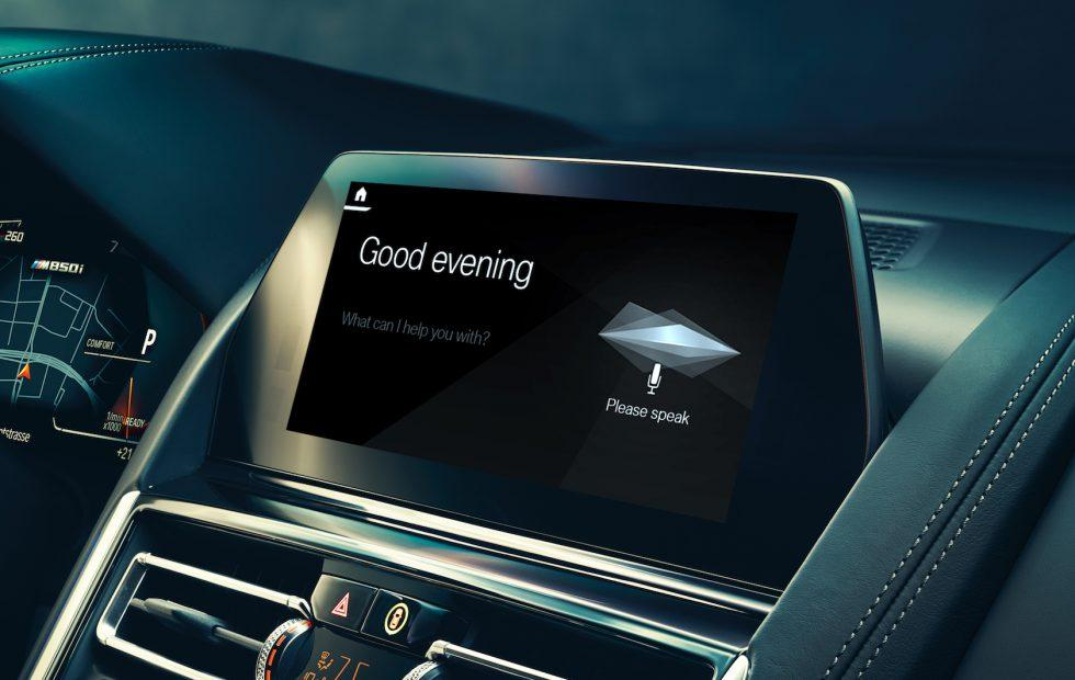 BMW's Intelligent Personal Assistant is a smarter Alexa for the car