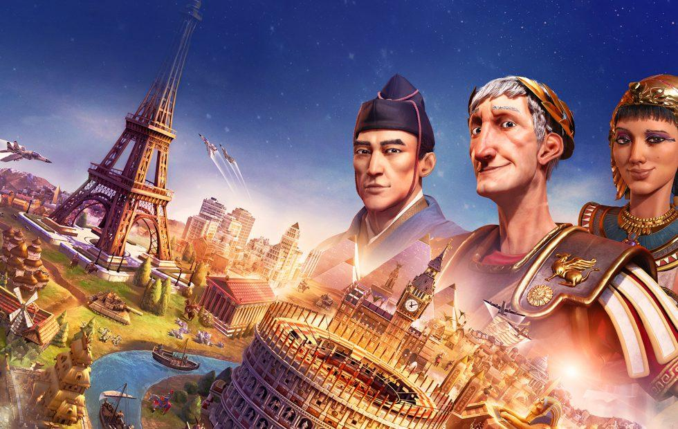Civilization VI is coming to Nintendo Switch
