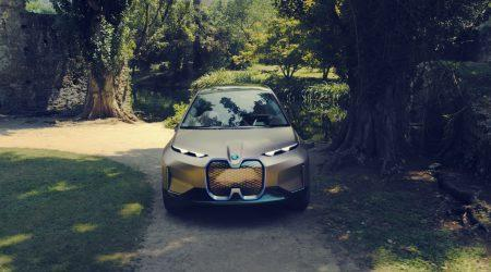 BMW Vision iNEXT Gallery