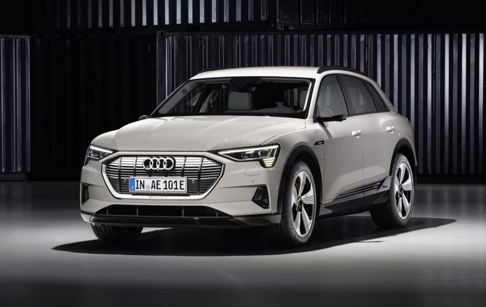 2019 Audi e-tron Gallery