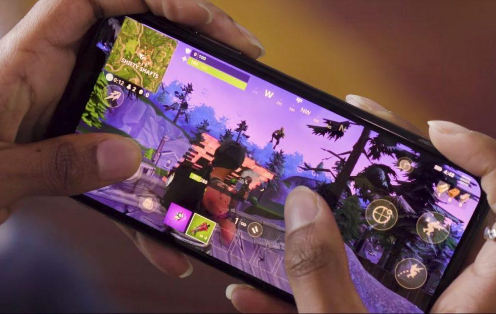 Fortnite iOS update arrives with big performance improvements
