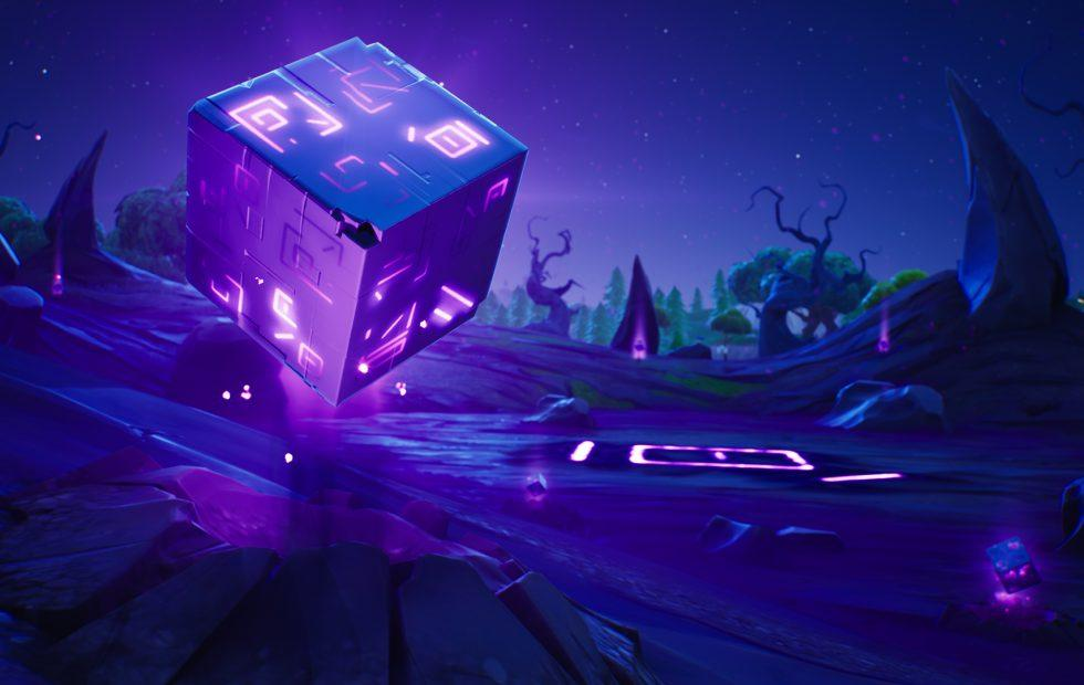 Fortnite season 6 is here and the cube has made a mess of everything