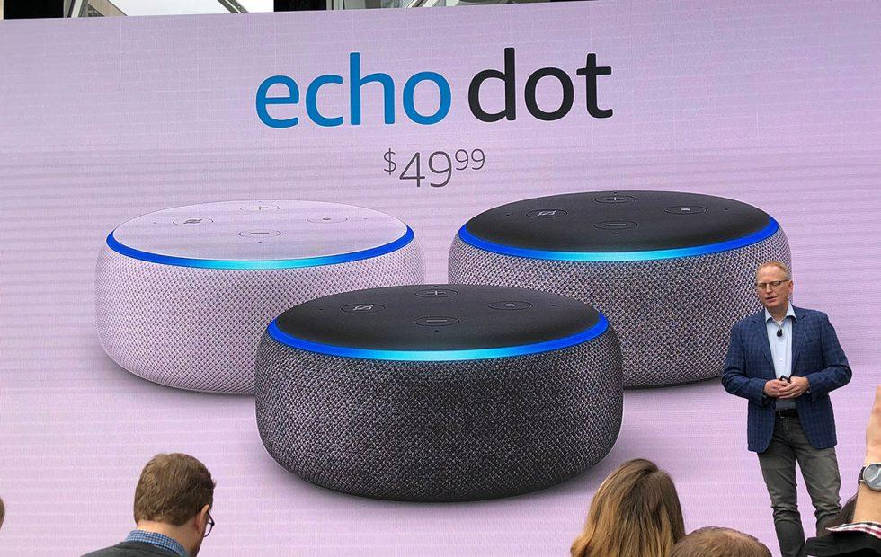 Echo Dot 3rd-gen revealed and detailed for release