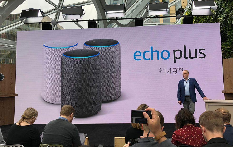 Amazon Echo Plus 2018 release detailed: Now with temperature