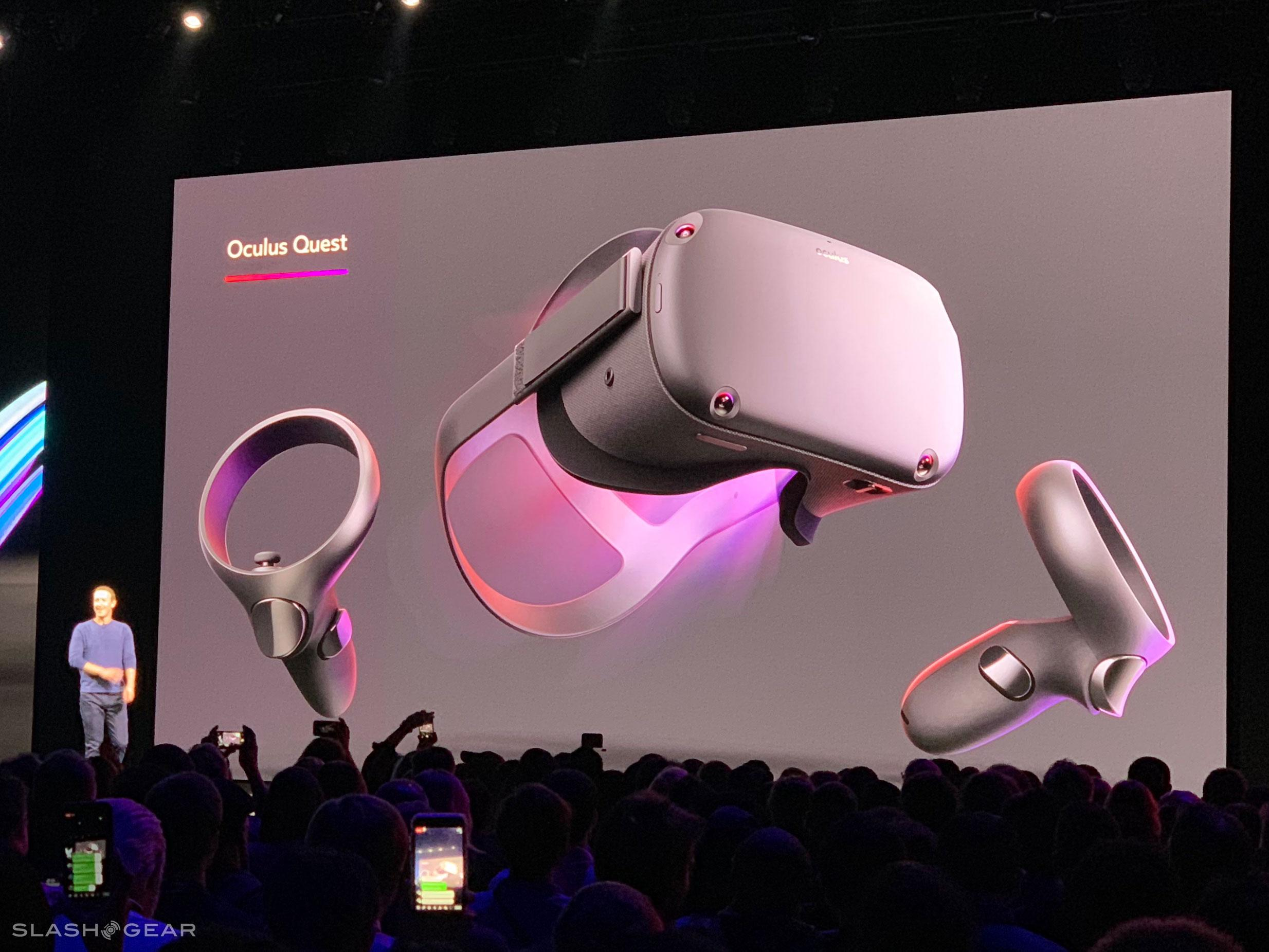 Oculus Quest detailed: Freedom between Go and Rift - SlashGear