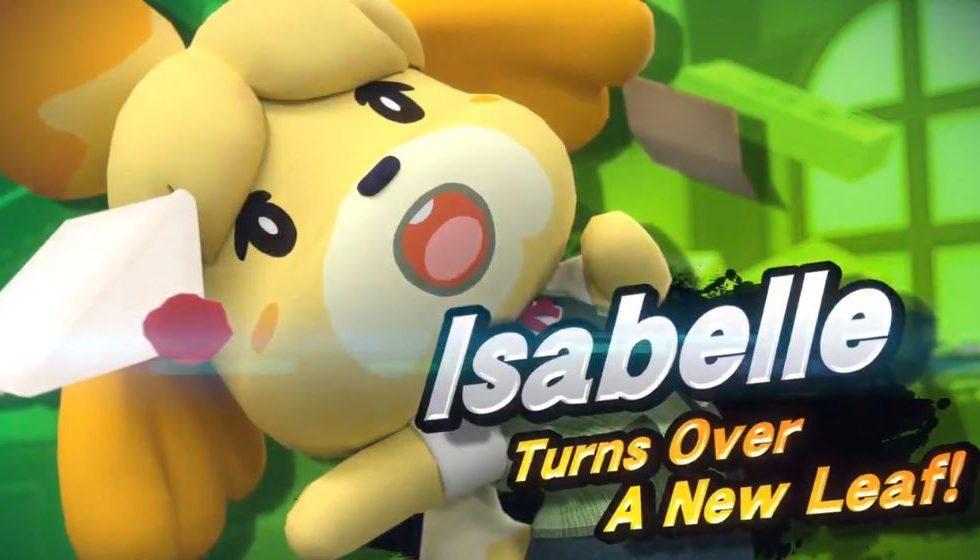 Super Smash Bros Ultimate's new fighter is an Animal Crossing favorite