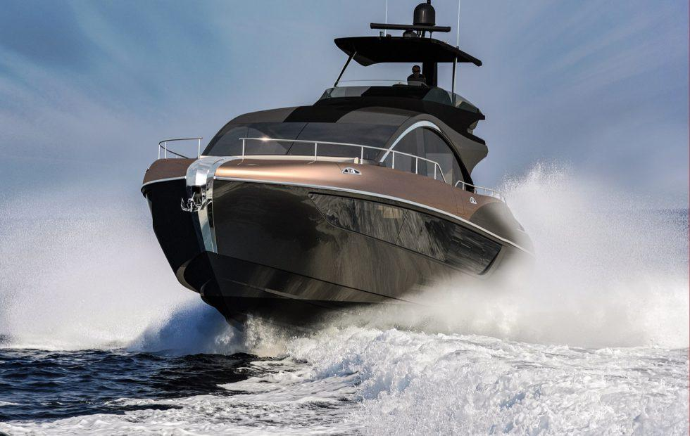 Lexus LY 650 yacht makes real luxury out of striking boat concept