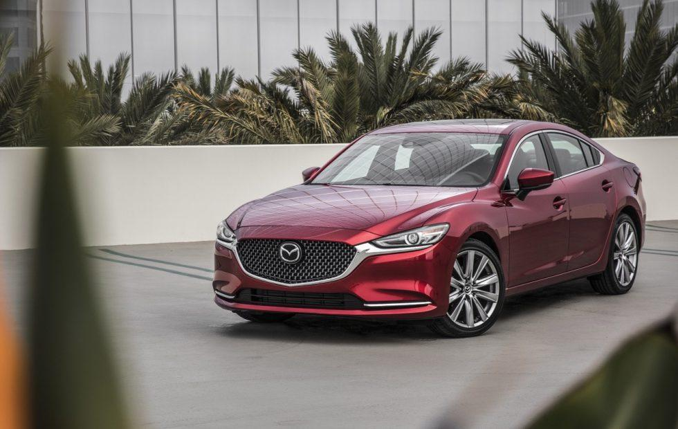 2018 Mazda6 vs 2019 Ford Fusion vs 2019 Subaru Legacy