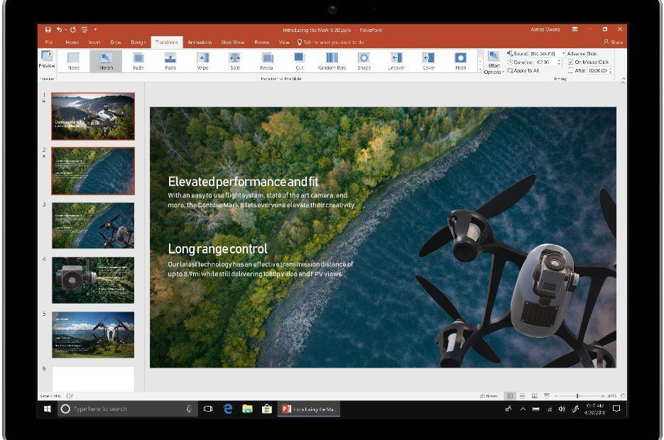 Microsoft Office 2019 released for the cloud-averse