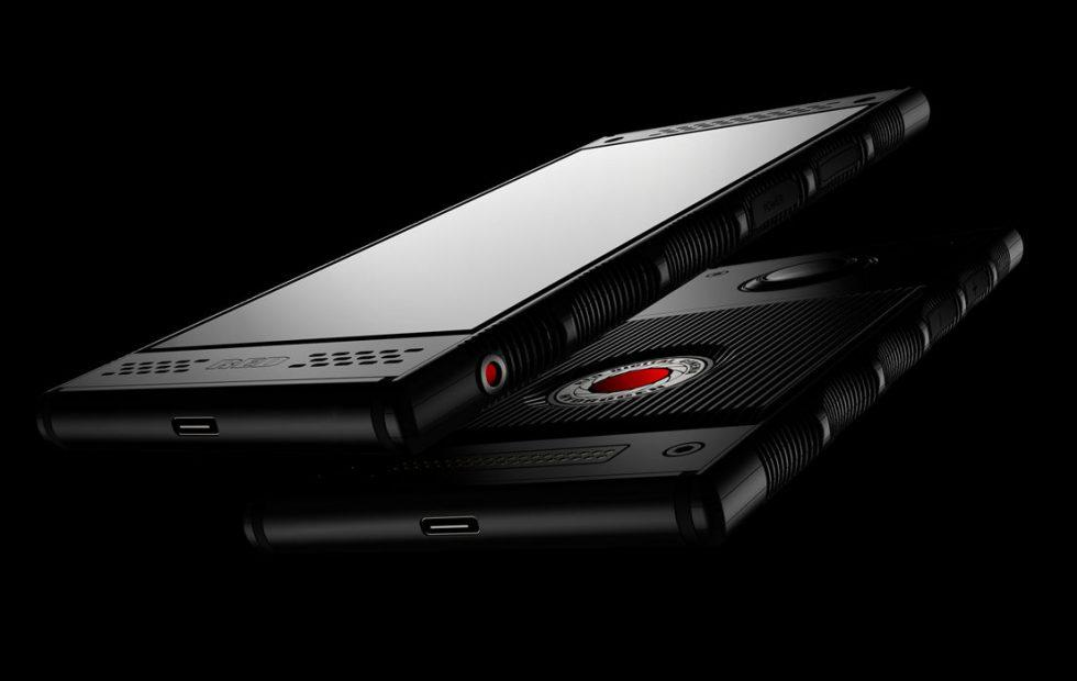 RED Hydrogen One Titanium delayed, free Aluminum for preorders