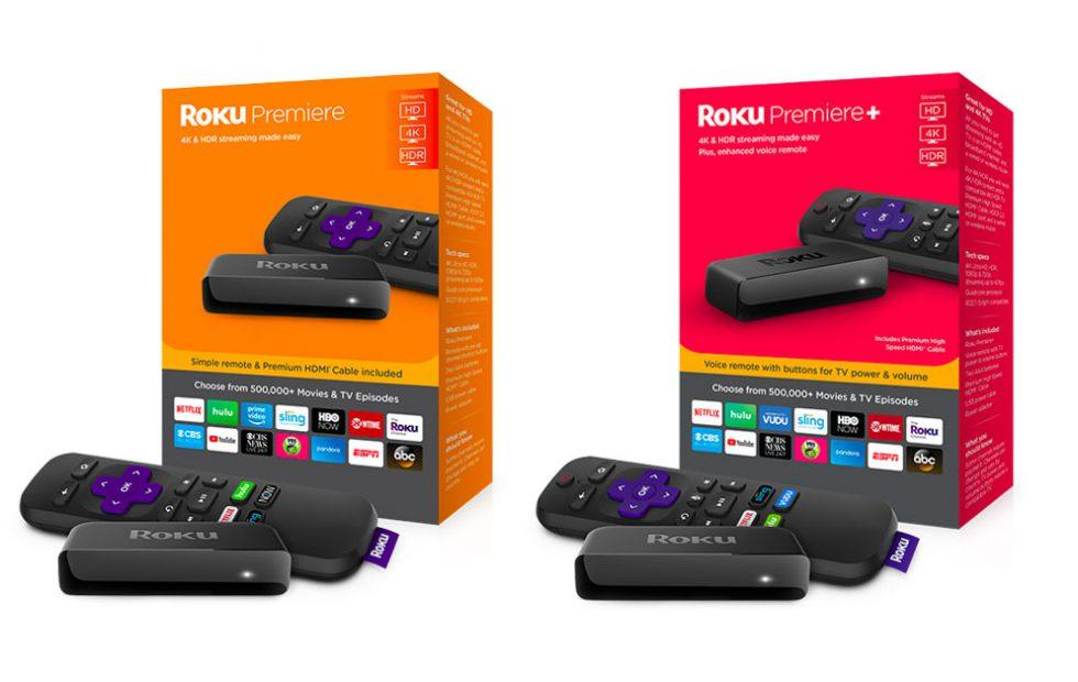 Roku Premiere and Premiere+ bring 4K HDR streaming for under $50