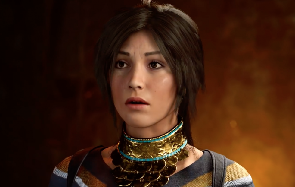 Shadow of the Tomb Raider trailer seems impossibly detailed