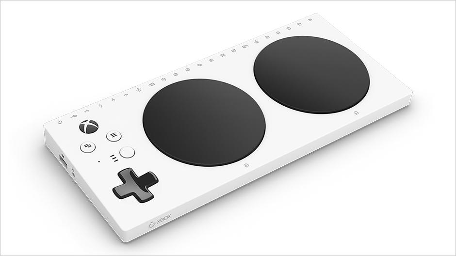 Microsoft's awesome Xbox Adaptive Controller is now available