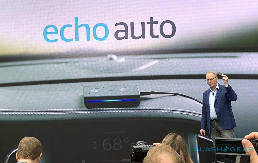 Amazon Echo Auto gives your car an Alexa copilot