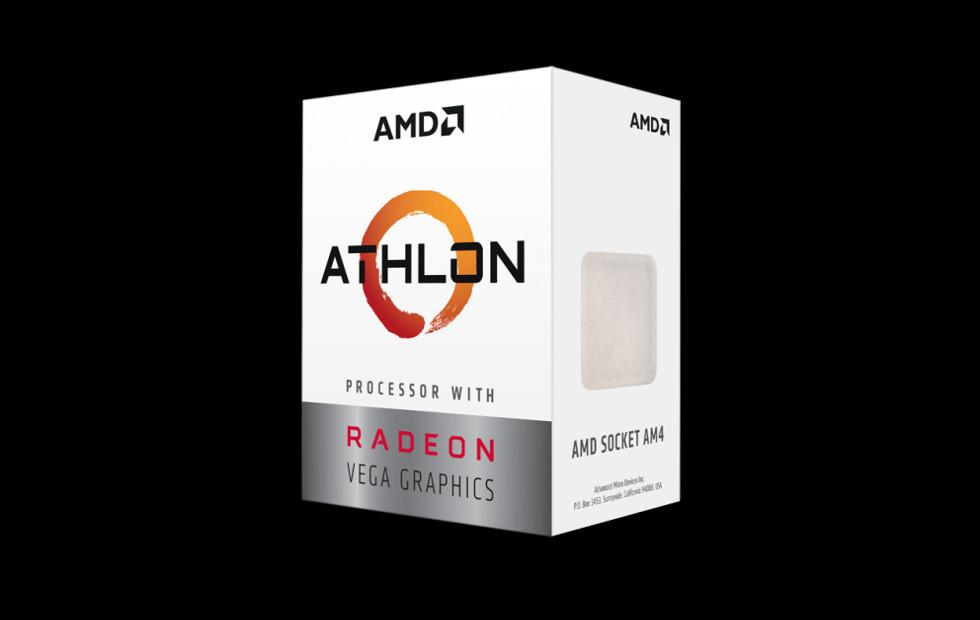 AMD Athlon 200GE brings Zen cores to low-end PCs