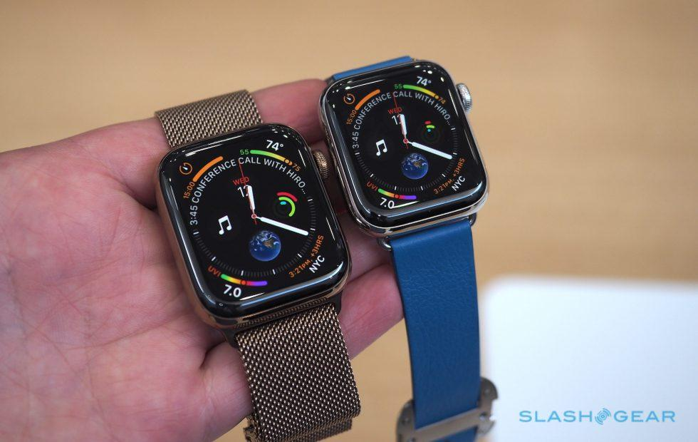 Apple Watch Series 4 hands-on: Simply mesmerizing