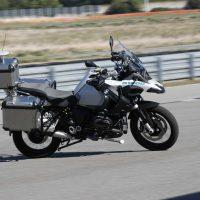 BMW's autonomous R 1200 GS motorcycle is a safety equipment