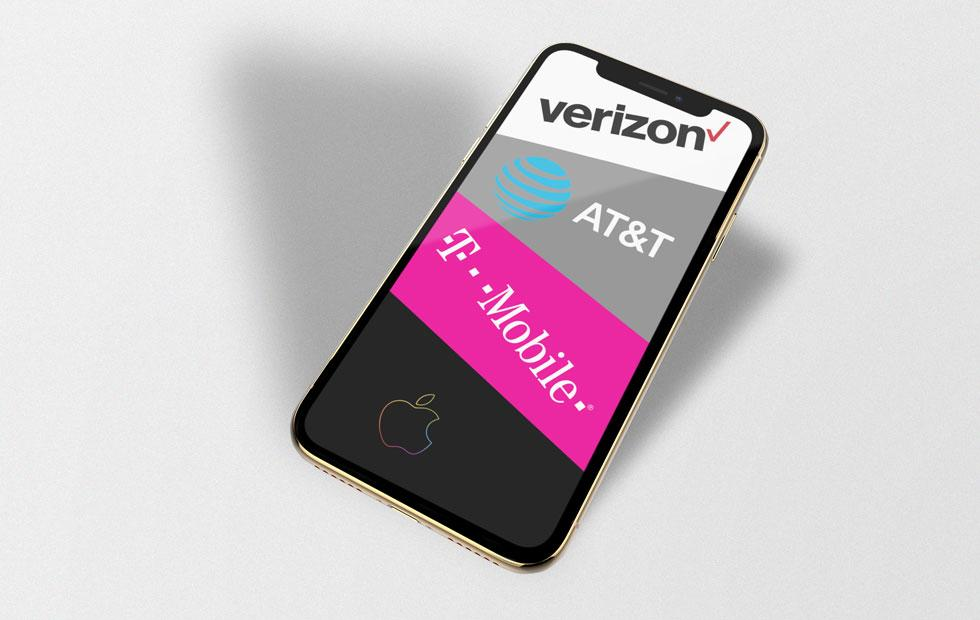 iPhone Xs Carrier Pricing Round-up: Verizon, AT&T, T-Mobile