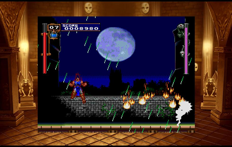 Castlevania classics arrive in new PS4 collection next month