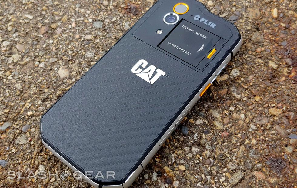 CAT S60 Review: Hardcore to a fault