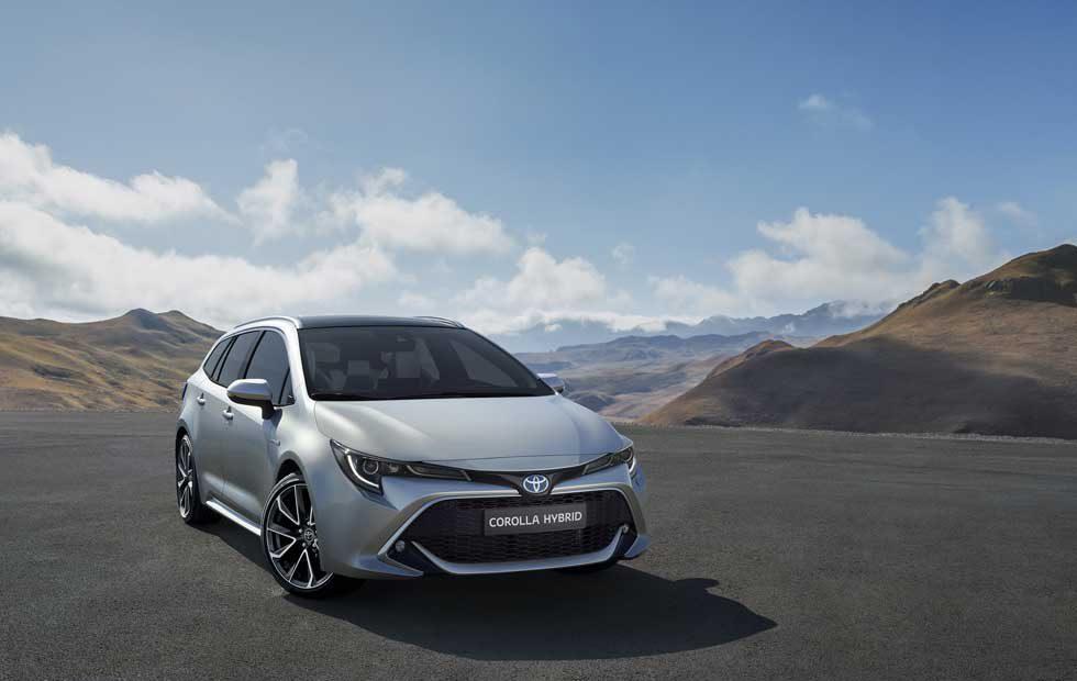 Toyota Corolla Touring Sports wagon will debut in Paris