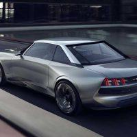 Peugeot e-Legend Concept is a 504 coupe throwback - SlashGear