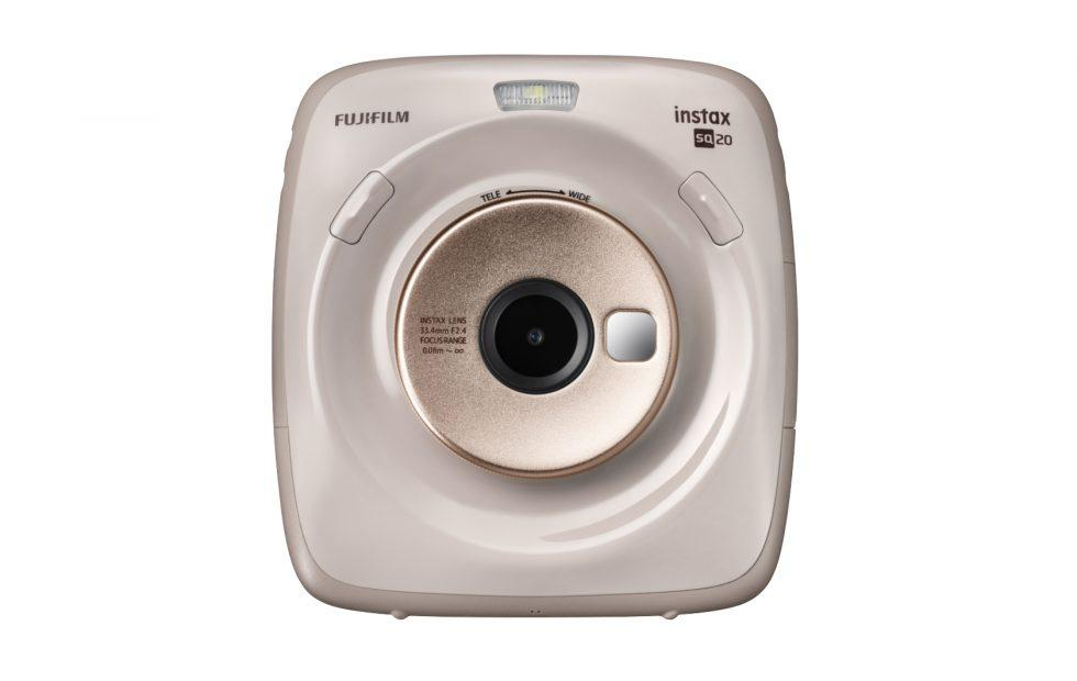 Fujifilm Instax Square SQ20 makes instant prints from video clips