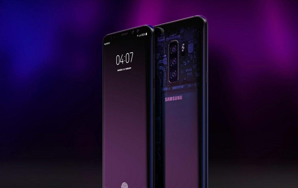 Galaxy S10 tipped to make same triple play as Apple