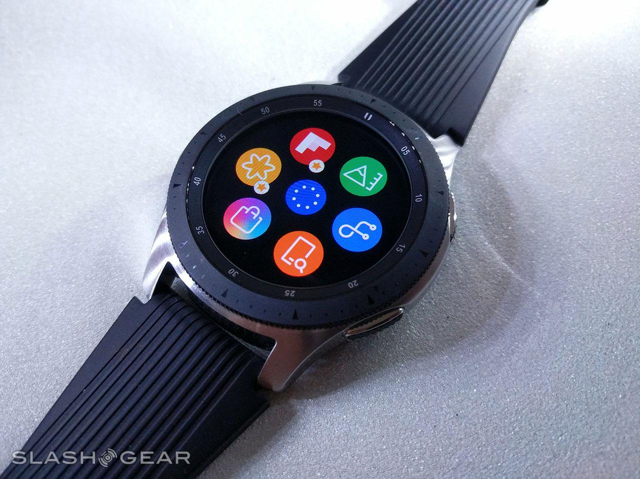 Samsung Galaxy Watch Review: Just Right - SlashGear