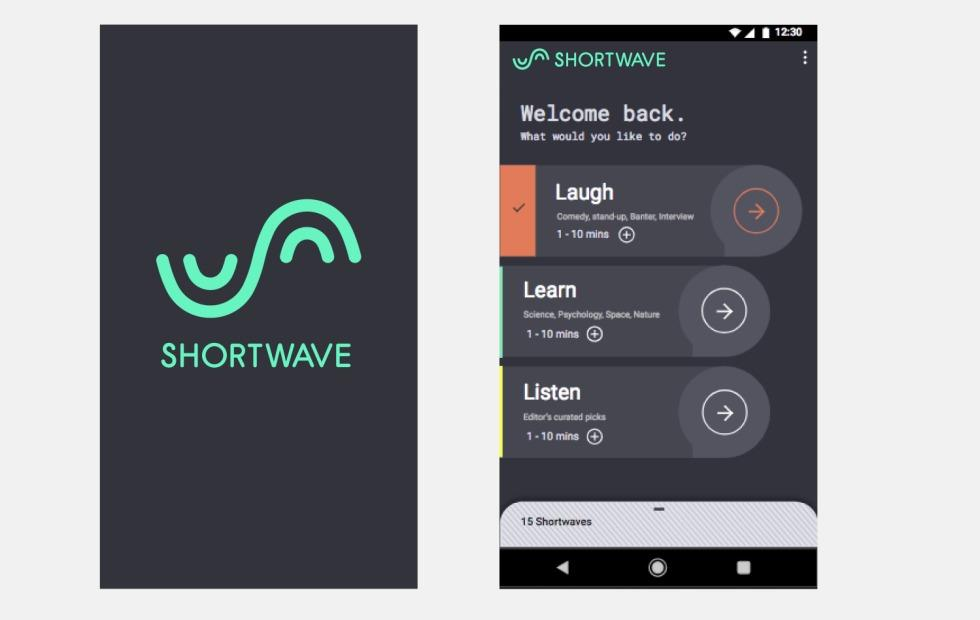 Shortwave from Google Area 120 to serve podcasts in tidbits