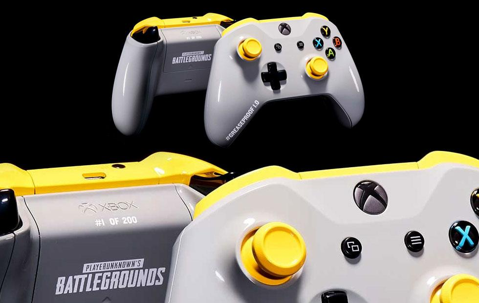 Custom Xbox One controller is Greaseproof and nasty